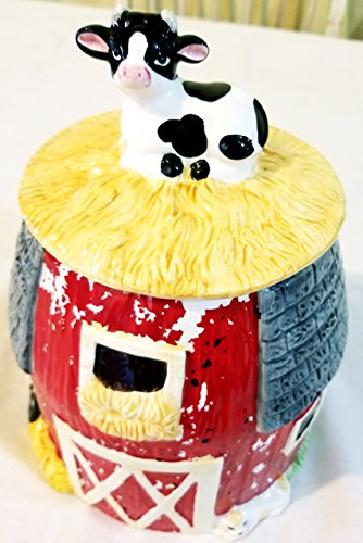Barn Cookie Jar - Barn Cookie Jar