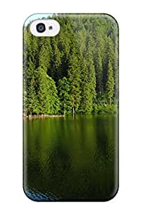 Hard Plastic Iphone 4/4s Case Back Cover,hot Earth Landscape Case At Perfect Diy