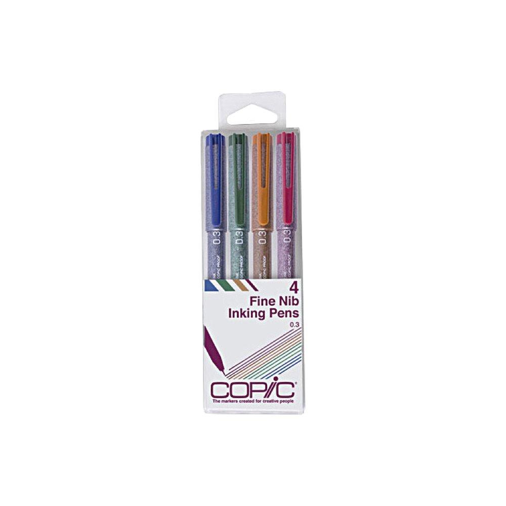 Copic Marker Copic Multi Liner Black 0.03