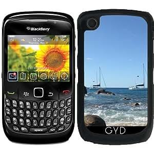 Funda para Blackberry Curve 8520/8530/9300/9330 - Barcos De Vela Caribe by Christine aka stine1