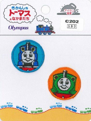 Orimupasu made ãN Thomas the Tank Engine emblem Thomas and Percy C202