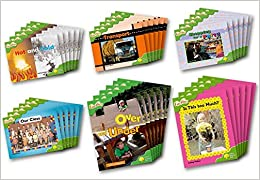 Book Oxford Reading Tree: Level 2: Fireflies: Class Pack (36 books, 6 of each title)