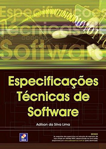 Especificações Técnicas de Software