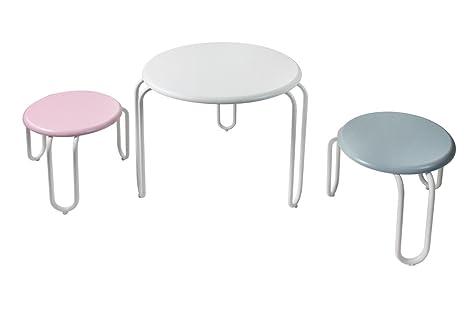 Seggiolino per bambini del gruppo vanessa bambini con un tavolo