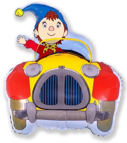 Noddy Car Helium Foil Balloon (Noddy Car)