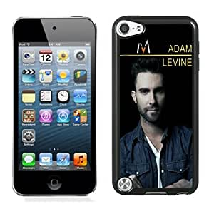 Personalized Ipod Touch 5 Case,Easy Use Ipod 5th Case Design with Adam Levine Cell Phone Case for Ipod Touch 5 5th Generation in Black