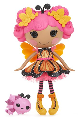 [Lalaloopsy Doll- Mona Arch Wings] (Lalaloopsy Costumes For Girls)
