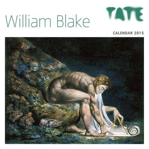 Tate William Blake wall calendar 2015 (Art calendar) PDF