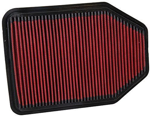 Jeep Air Wrangler (Spectre Performance HPR10348 Replacement Air Filter, 1 Pack)