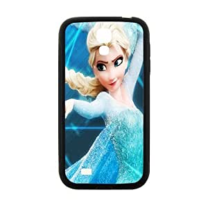 Happy Frozen lovely girl Cell Phone Case for Samsung Galaxy S4