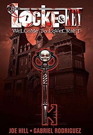 book cover of Locke & Key