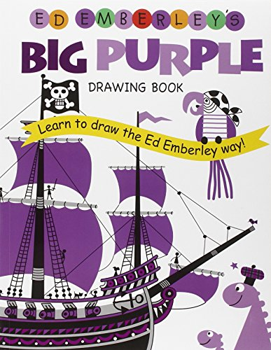 purple drawing book - 1