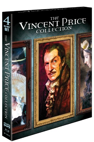 The Vincent Price Collection [Blu-ray] by Shout! Factory
