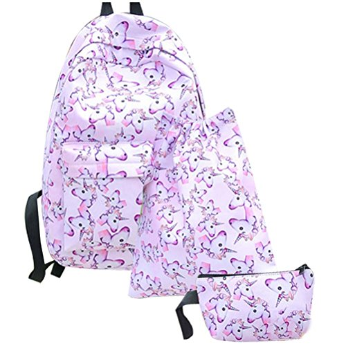 Backpack 3D Women School Donalworld Canvas Smiley Emoji Pt18 Printing x6AAw0aq