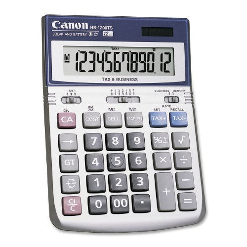 Canon Office Products HS-1200TS Business Calculator by Canon