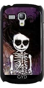 Funda para Samsung Galaxy S3 Mini (GT-I8190) - i esqueleto by Rouble Rust