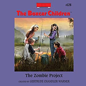 The Zombie Project Audiobook
