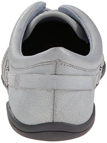 Adrienne Vittadini Footwear Women's Dizi Fashion Sneaker Silver DrLUYb