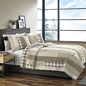Eddie Bauer Fairview Cotton Quilt Set by Revman International