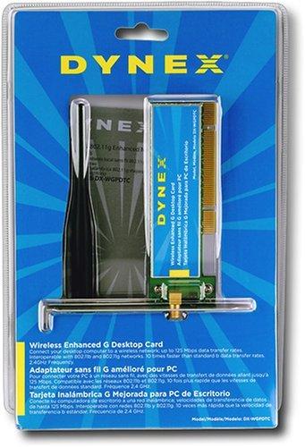 Wireless Enhanced G Desktop Card