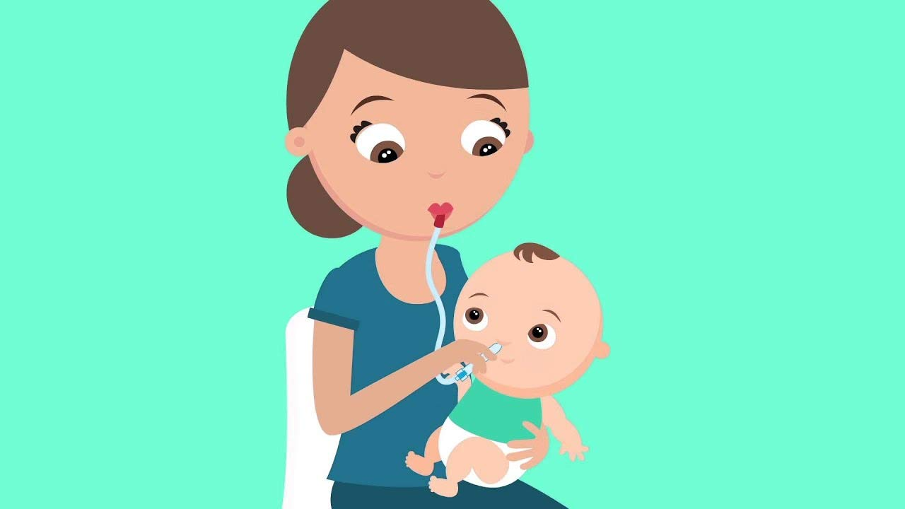 Nosefrida Nasal Aspirator,Doctor Invented and Recommended. Made in Sweden, It is Your Go-to Natural, Hygienic Baby Booger Buster. It's Totally Safe (for Parents and Baby), So You Can Say ''Sayonara'' by Baby Nasal Aspirator