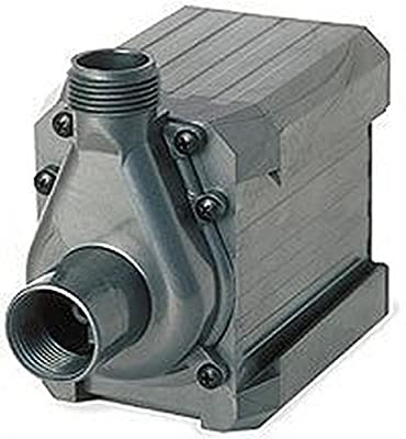 Supreme (Danner) ASP02740 Mag Drive 24-Water Pump for Aquarium ( Black or Silver )