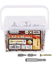 CONNEX B30173 Uni-Screws emmer 4,0x40 TX a 455pcs