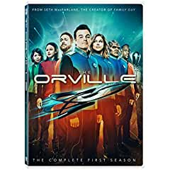 Family Guy Season Sixteen on DVD Dec. 4 and The Orville The Complete First Season on DVD Dec. 11 from Fox