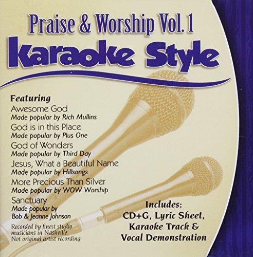 Daywind Karaoke Style: Praise & Worship, Vol. 1
