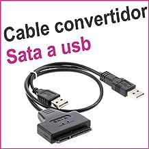 Cable Adaptador Sata A Usb 2.0 Para 2.5 Hdd Conviertidor para Lap
