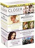 Coffret Julia Roberts : closer , erin brockovich , ma meilleure ennemie , le mariage de mon meilleur ami , couples de stars