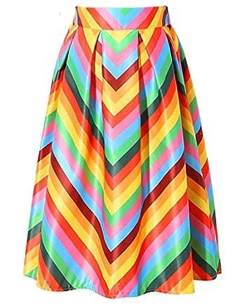YoYos A Line Skirt For Women