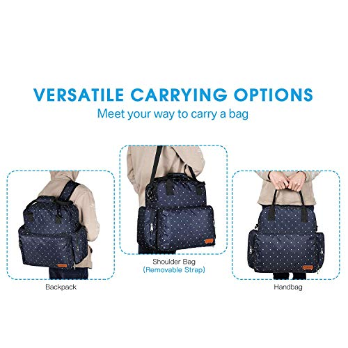 Chuntianli Baby Nappy Tote Bag