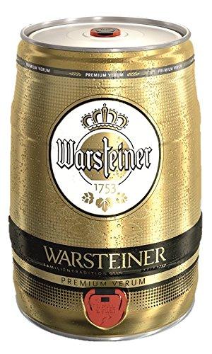 34 opinioni per Warsteiner Premium Fusto Ml.5000