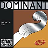 Dr Thomastik-Infeld 132a Dominant Violin String, Single D String, 132A, 4/4 Size, Silver Wound