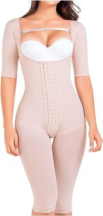 MariaE 9415 Tummy Control Bodysuit Postparturm Surgical Compression Butt Lifter
