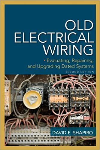 Terrific Old Electrical Wiring Evaluating Repairing And Upgrading Dated Wiring 101 Capemaxxcnl