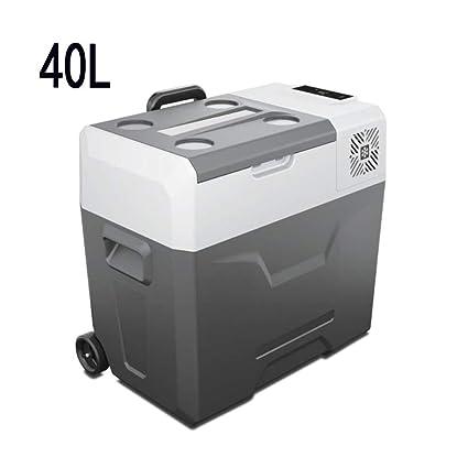 Caja de refrigeración eléctrica- Nevera Portatil con Compresor 12V ...