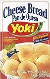 pan de queso - Cheese Bread Mix - Mistura para P?o de Queijo - Yoki - 8.80 oz (250g) - GLUTE.(Pack of 8)