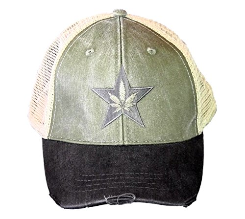 Distressed-Truckers-Cap