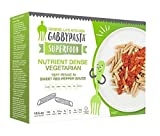 Gabbypasta Superfood Teff Penne in Sweet Red Pepper Sauce, 8.8 oz (Pack of 12)