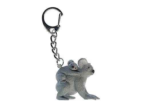 miniblings Koala llaveros Clave Oso Anillo Australia bebé de ...
