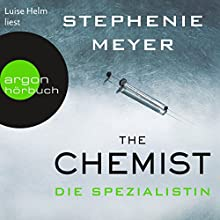The Chemist - Die Spezialistin Audiobook by Stephenie Meyer Narrated by Luise Helm