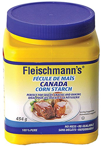 Fleischmann's Canada Corn Starch 454g {Imported from Canada}