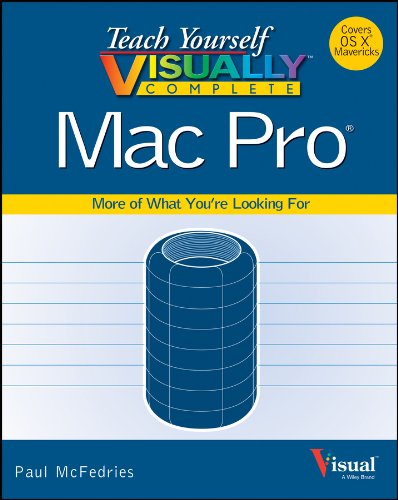 Download Teach Yourself VISUALLY Complete Mac Pro (Teach Yourself VISUALLY (Tech)) Pdf