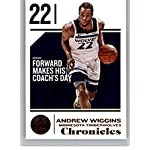 cf2f8861c047b Timberwolves Andrew Wiggins Game Used Worn Signed Auto Shoes Rookie ...