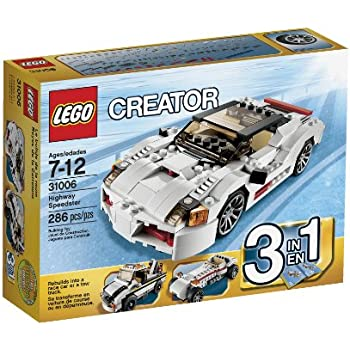 Amazon Com Lego Creator Red Car Toys Games