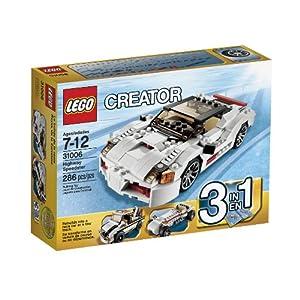 LEGO Creator Highway Speedster 31006