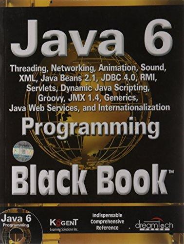 Download Java 6 Programming Black Book PDF