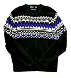Polo Ralph Lauren Men's Black Crew Neck Sweater Large
